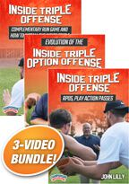 Cover: inside triple offense 3-pack
