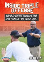 Cover: inside triple offense: complementary run game and how to install the inside triple