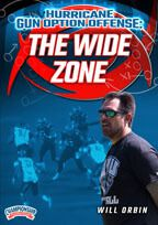 Cover: hurricane gun option offense: the wide zone
