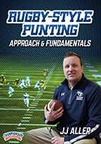 Cover: rugby-style punting: approach and fundamentals