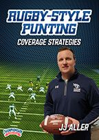 Cover: rugby-style punting: coverage strategies