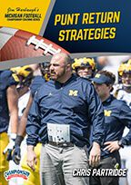 Cover: michigan football series: punt return strategies