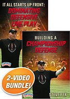 Cover: steve fex defensive 2-pack