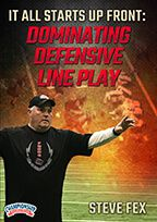 Cover: it all starts up front: dominating defensive line play