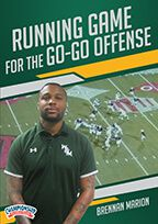 Cover: running game for the go-go offense