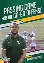 Cover: passing game for the go-go offense