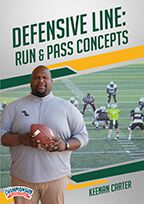 Cover: defensive line: run & pass concepts