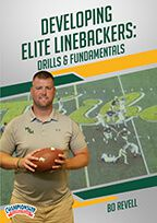 Cover: developing elite linebackers: drills and fundamentals