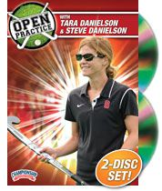 Cover: open practice with tara danielson