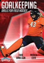 Cover: goalkeeping drills for field hockey