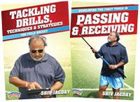 Cover: shiv jagday skills and drills for field hockey 2-pack