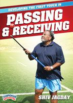Cover: developing the first touch in passing and receiving