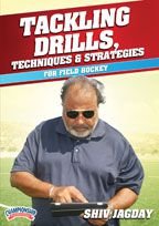 Cover: tackling drills, techniques & strategies for field hockey