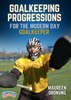 Cover: goalkeeping progressions for the modern day goalkeeper