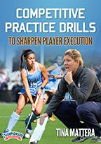Cover: competitive practice drills to sharpen player execution
