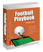 Cover: football playbook 010