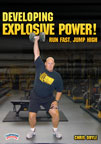 Cover: developing explosive power!