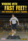 Cover: winning with fast feet!