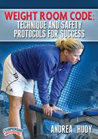 Cover: weight room code: technique and safety protocols for success