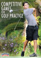 Cover: competitive games for golf practice