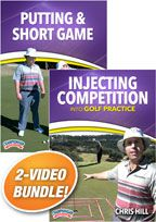 Cover: drills for golf 2-pack