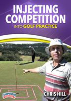 Cover: injecting competition into golf practice