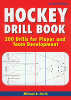 Cover: hockey drill book (second edition)
