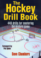 Cover: the hockey drill book