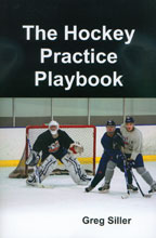 Cover: the hockey practice playbook