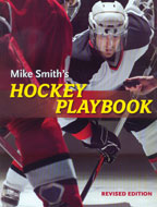Cover: mike smith's hockey playbook