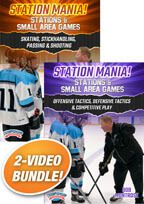 Cover: station mania! stations & small area games 2-pack