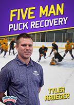 Cover: five man puck recovery