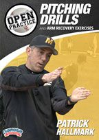Cover: open practice: pitching drills & arm recovery exercises