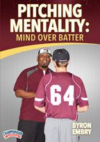 Cover: pitching mentality: mind over batter