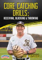Cover: core catching drills: receiving, blocking & throwing
