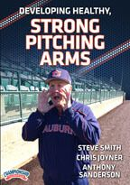 Cover: developing healthy, strong pitching arms