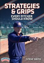 Cover: strategies & grips every pitcher should know