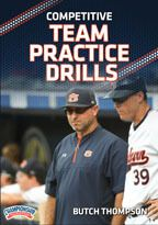 Cover: competitive team practice drills