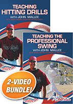 Cover: john mallee's pro style hitting 2-pack