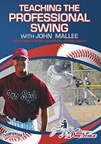 Cover: teaching the professional swing with john mallee