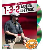 Cover: building a 1-3-2 motion offense