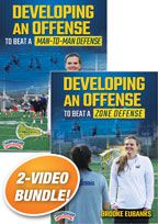 Cover: brooke eubanks offense for lacrosse 2-pack