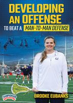 Cover: developing an offense to beat a man-to-man defense