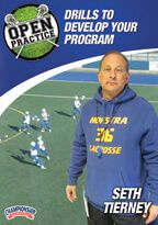 Cover: open practice: drills to develop your program