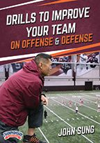 Cover: drills to improve your team on offense and defense