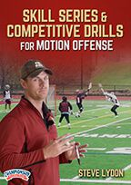 Cover: skill series and competitive drills for motion offense