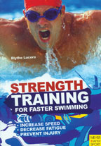 Cover: strength training for faster swimming