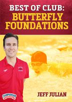 Cover: best of club swimming: butterfly foundations
