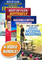 Cover: best of club: swimming series