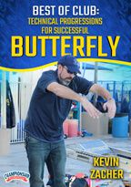 Cover: best of club swimming: technical progressions for successful butterfly